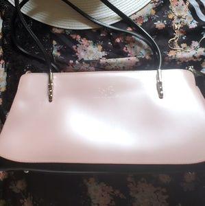 Beijo Uptown handbag~ Pearl Pink